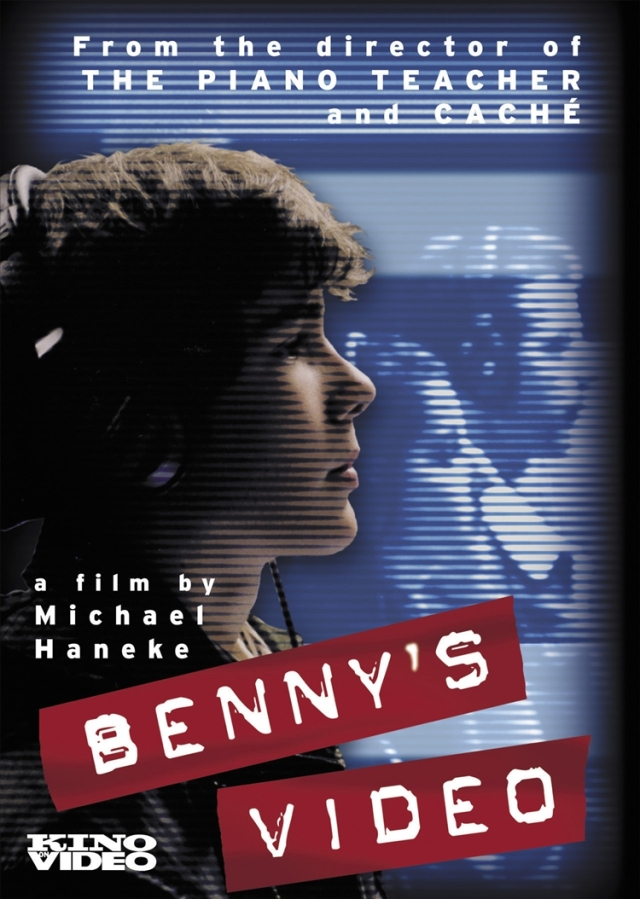 BENNY'S VIDEO-POSTER