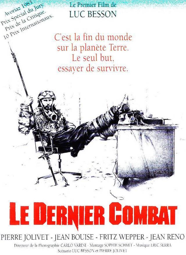 LE DERNIER COMBAT-POSTER